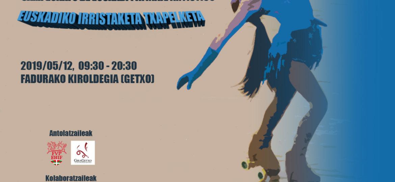 Campeonato de Euskadi Patinaje Artistico 12 Mayo 19 Fadura