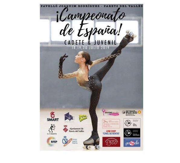 Campeonato de España cadete-Juvenil 2019
